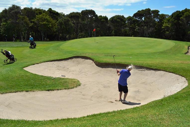 Golfing Northland