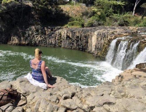 Waitangi – Haruru Falls walk