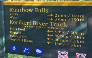 Kerikeri River walk